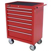 George Tools gereedschapswagen 7 laden rood