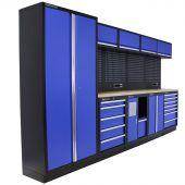 Kraftmeister werkplaatsinrichting New Jersey Multiplex blauw