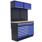 Kraftmeister werkplaatsinrichting Minnesota Multiplex blauw