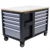 Kraftmeister gereedschapswagen XL Multiplex Standard grijs