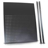 Kraftmeister gereedschapswand XL Pro zwart