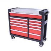 George Tools gereedschapswagen Redline 44 Premium - 11 laden