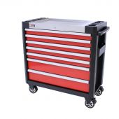 George Tools gereedschapswagen Redline 38 Premium - 7 laden