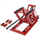 George Tools ATV/motorlift verrijdbaar 680 kg hydraulisch