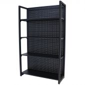 Kraftmeister Metalen opbergrek Standard 120 cm zwart